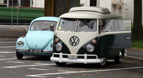 alter VW Bus W